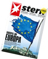 Der Stern Nachrichtenmagazin N 28, 02 Juli 2015