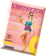 Elementos - Junio-Julio 2015
