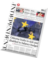 The Independent - 3 July 2015