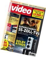 Video (Homevision) Magazin - August 2015