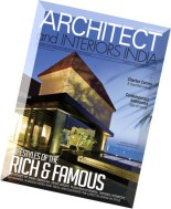 Architect & Interiors India - July 2015