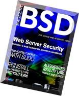 BSD Magazine - June 2015