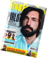 Four Four Two UK - August 2015