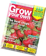 Grow Your Own - August 2015
