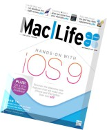 MacLife USA - August 2015