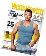 Men's Health Italia - Luglio-Agosto 2015