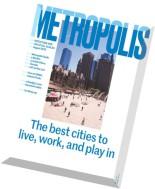 Metropolis Magazine - July-August 2015