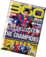 Soccer 360 - July-August 2015