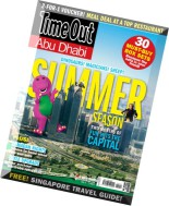 Time Out Abu Dhabi - 1 July 2015