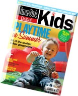 Time Out Dubai Kids - July 2015