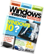 Windows & Internet Pratique - Aout 2015