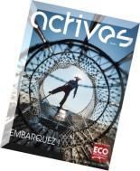 Actives magazine - Juillet 2015