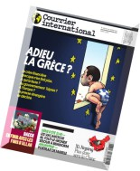 Courrier International N 1287 - 2 au 8 Juillet 2015
