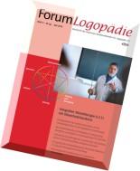Forum Logopadie - Juli 2015