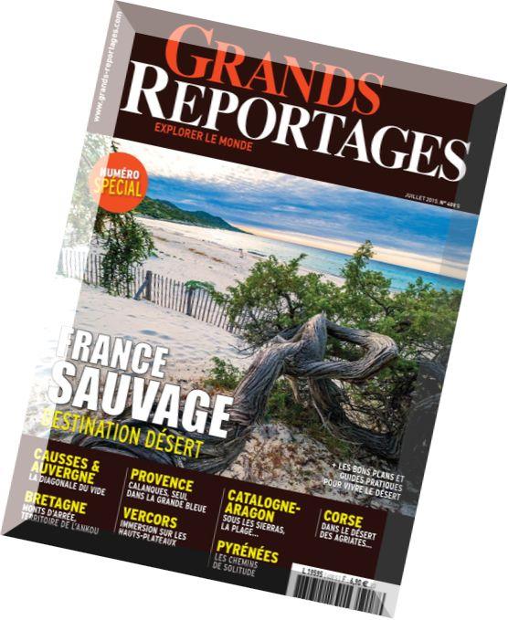 download grands reportages juillet 2015 pdf magazine. Black Bedroom Furniture Sets. Home Design Ideas