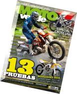 Moto Verde - Julio 2015