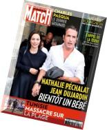 Paris Match - 2 au 8 Juillet 2015
