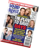 Soap Opera Digest - 13 July 2015