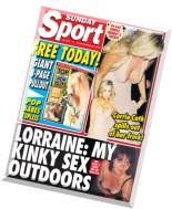 Sunday Sport - 5 July 2015
