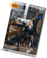 Dog - Sexy Calendar 2015