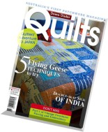Down Under Quilts - Issue 156, 2013