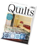 Down Under Quilts - Issue 158, 2013