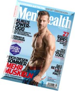 Men's Health Germany - August 2015