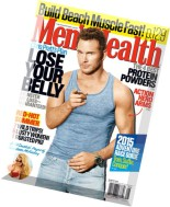 Men's Health USA - July-August 2015