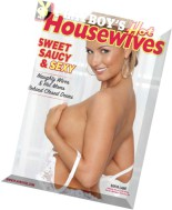 Playboy's Hot Housewives - September - October 2010