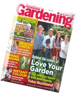 Amateur Gardening - 11 July 2015