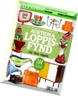 Auktion & Loppisfynd - Guide 2015