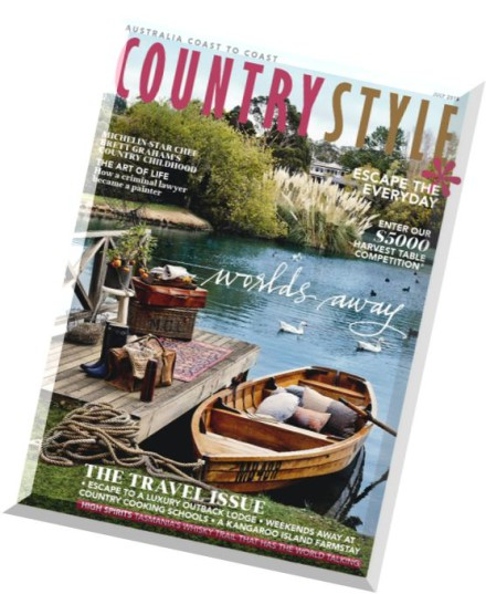 Download Country Style July 2015 Pdf Magazine