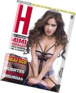 H para Hombres - Julio 2015