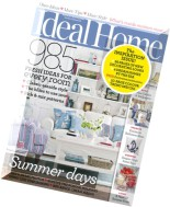 Ideal Home - August 2015