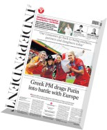 The Independent - 7 July 2015