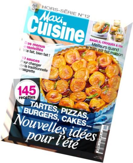 Download maxi cuisine hors serie aout septembre 2015 for Maxi hors serie cuisine