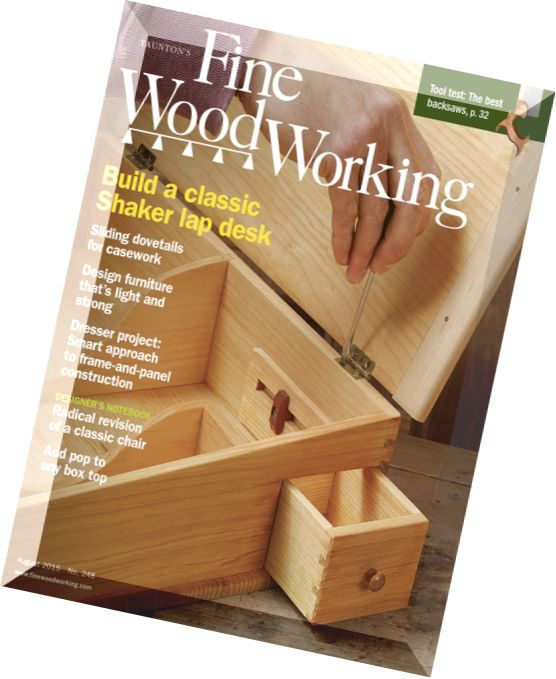 fine woodworking issue 221 pdf | Woodworking Simple Projects