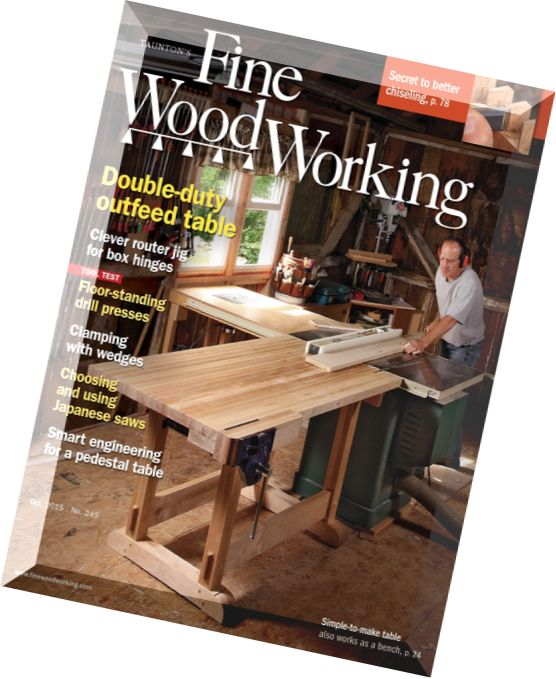 Fine Woodworking – September-October 2015