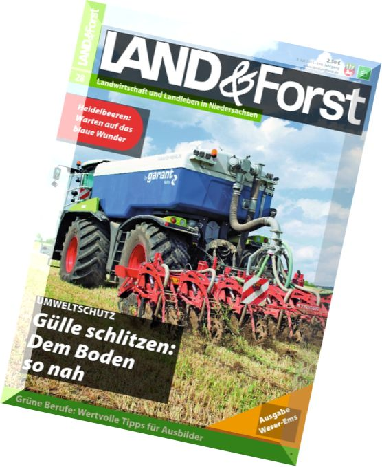 Land und forst single