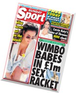 Sunday Sport - 12 July 2015