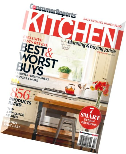 download consumer reports kitchen planning and buying guide july