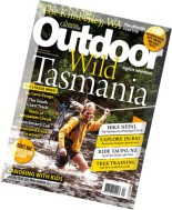 Australian Geographic Outdoor - July-August 2015