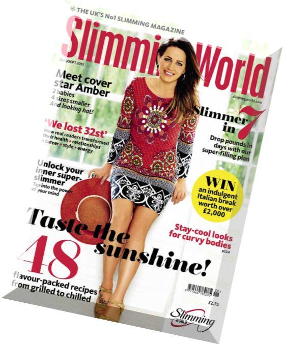 Download Slimming World – August-September 2015 - PDF Magazine