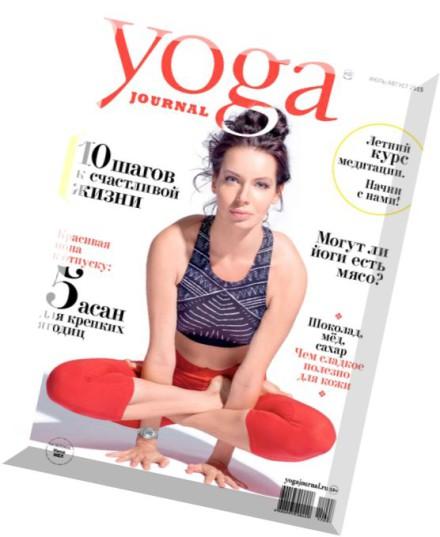 download yoga journal russia july august 2015 pdf magazine. Black Bedroom Furniture Sets. Home Design Ideas