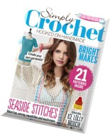 Simply Crochet - Issue 34, 2015