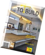 To Build Magazine - July-October 2015
