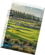 Golf Course Architecture - July 2015