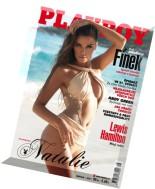 Playboy Czech - August 2015