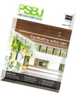PSBJ Public Sector Building Journal - August 2015