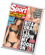Weekend Sport - 24 July 2015